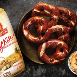 Pretzels – Bavarian cracknels